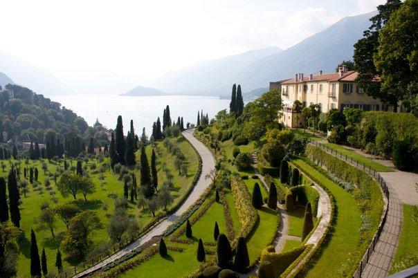 Rockefeller Foundation Centre at Lake Como