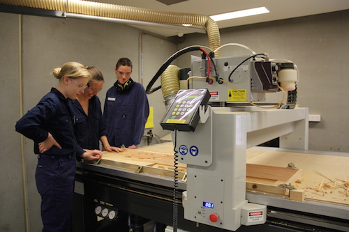 Workshop CNC Router