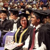 Students to celebrate degree achievement