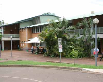 Photograph of Port Macquarie Campus