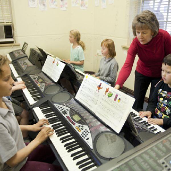 Junior Instrument Program