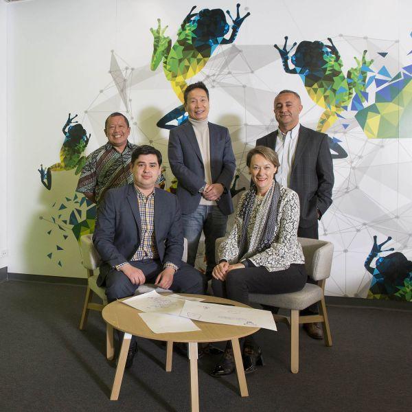Hunter leader named Australia's innovation champion