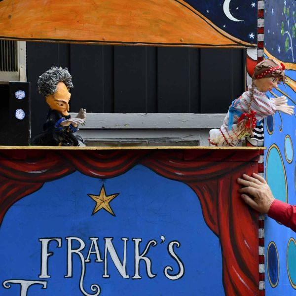 Franks fairy tale theatre