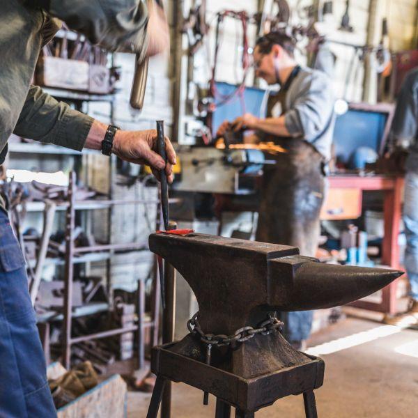 Blacksmith Repair Day pushes back against consumer culture