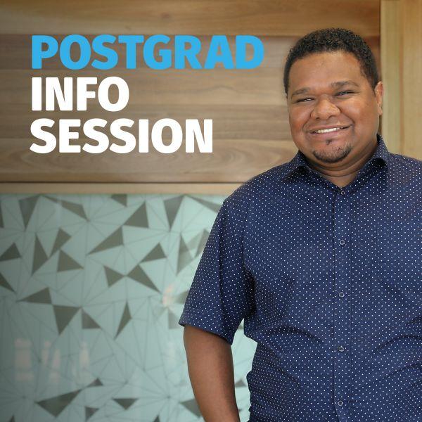 Postgrad Info Session
