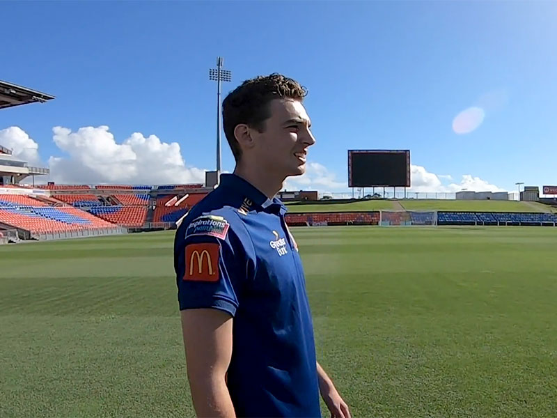 Bachelor of Communication - Newcastle Jets placement