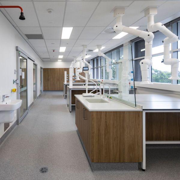 C Building Lab