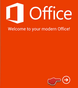 Welcome to office