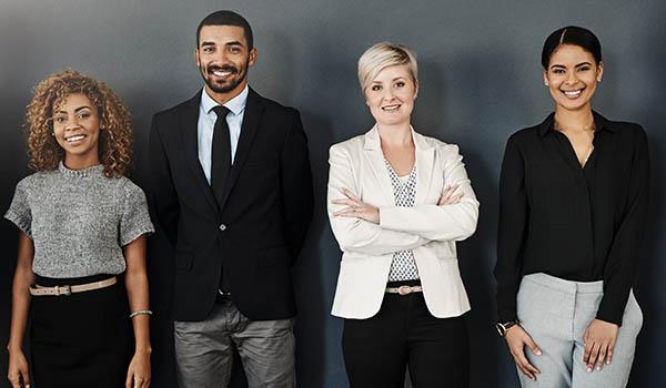 Executive MBA students
