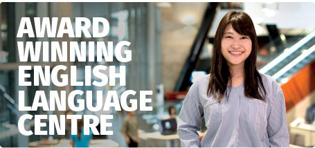 Award Winning English Language Centre