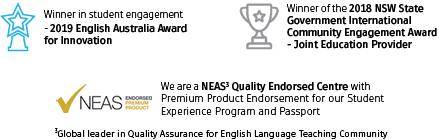 Language Centre awards