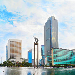 Building an intellectual property system: the Indonesian experience