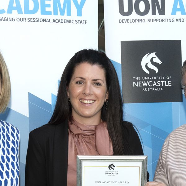 'Relatable' nurse takes out UON Academy Professional Development Prize