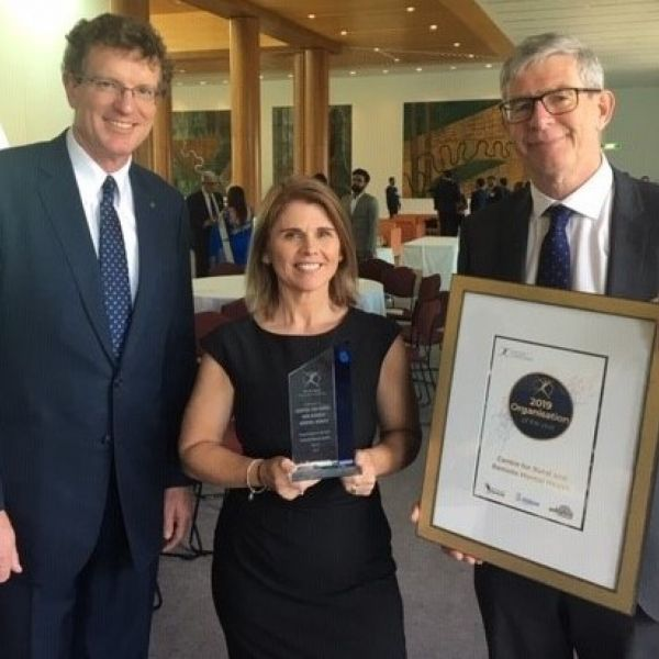 CRRMH Mental Health Organisation of the Year