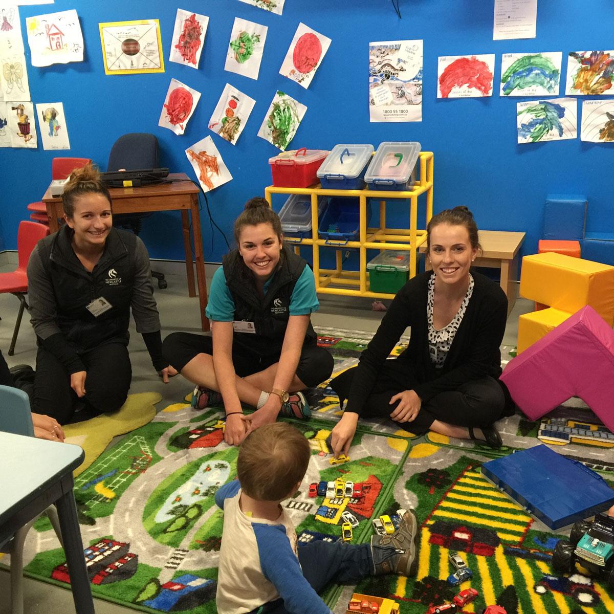 Early Development Education Programs