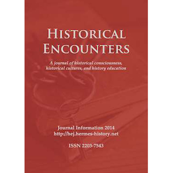Historical encounters journal