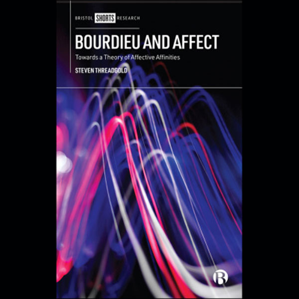 Bordieu and affect book cover