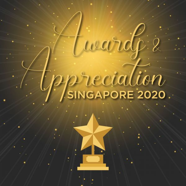 UON Singapore Awards & Appreciation Ceremony 2020