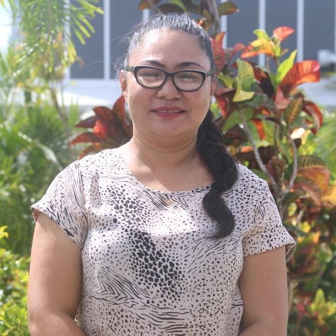 Dr Seeseei Molimau-Samasoni is using her biotech background to investigate Samoan flora