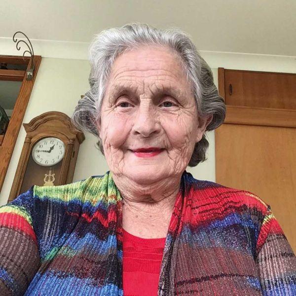 Shirley Keating