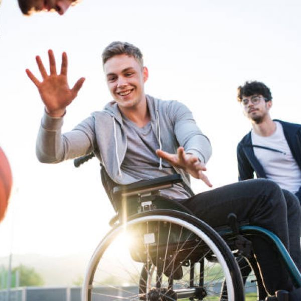 Evaluation of A Time-Efficient School-Based Physical Activity Intervention for Older Adolescents Living with Disability