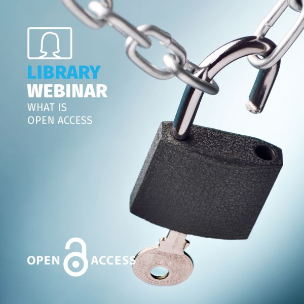 Library webinar What is Open Access