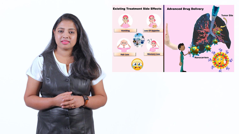 3MT 2021 Finalist  - Deepika Radhakrishnan