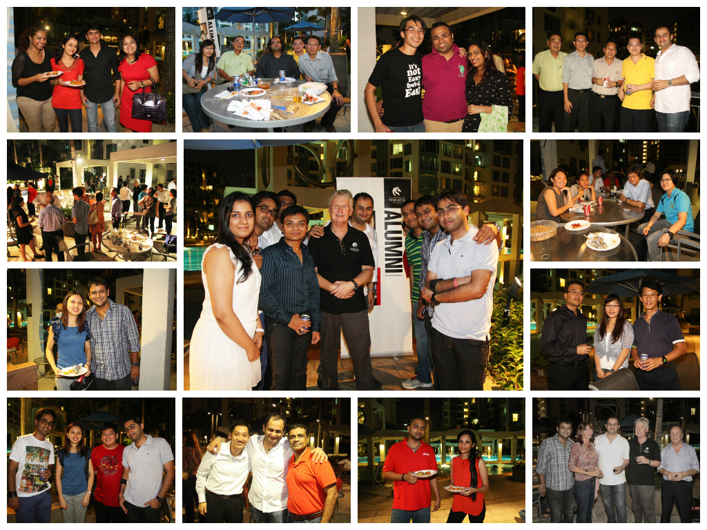 Alumni BBQ Night 2013