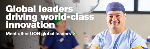 Meet other UON global leaders