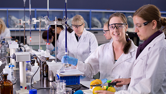 Bachelor of Food Science and Human Nutrition - The University of