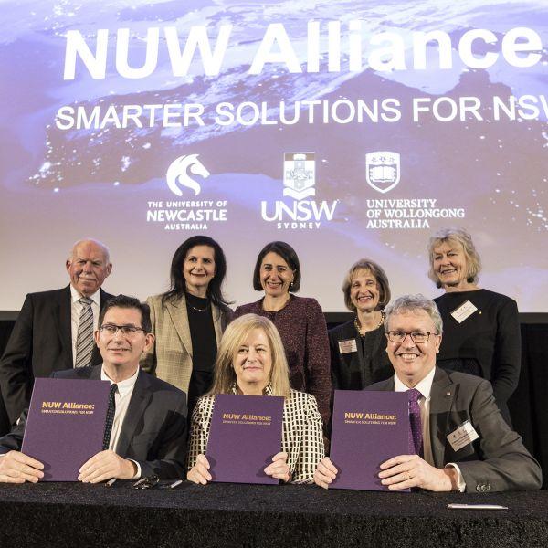 NUW Alliance launch