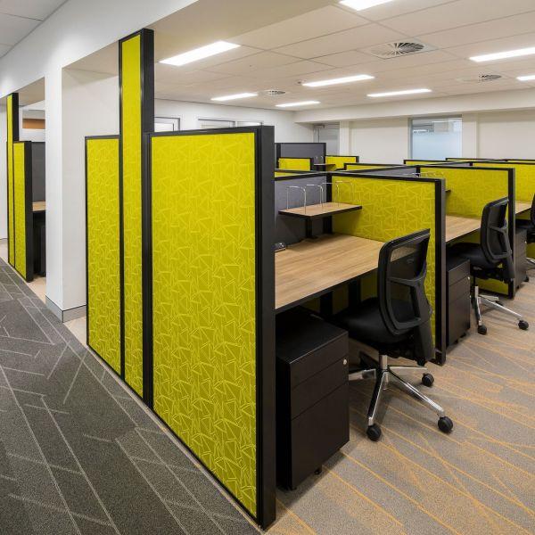 C Building workspace