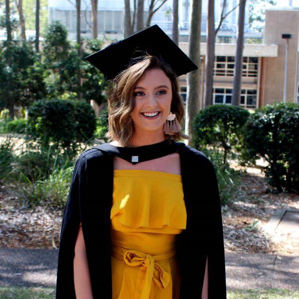 Alumnus Chrystal Moore