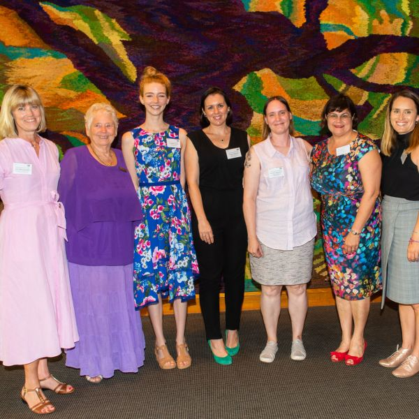 National Council of Women Award Recipients