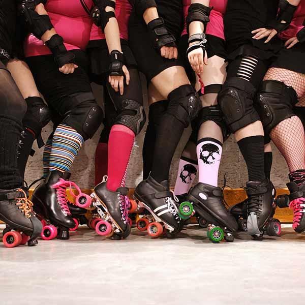 roller derby image