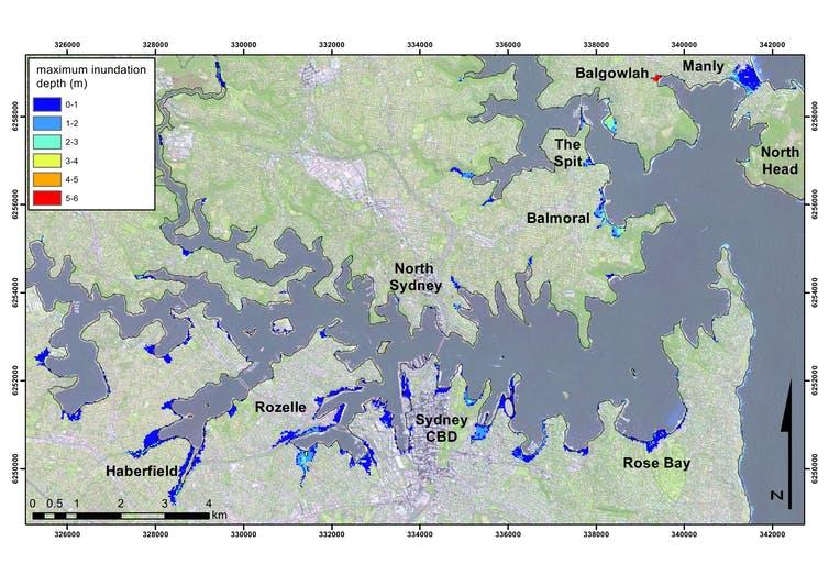 Tsunami Sydney