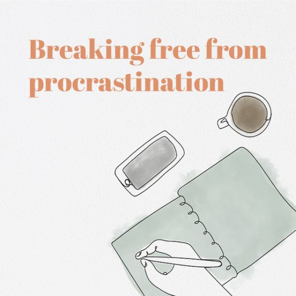 Breaking free from procrastination