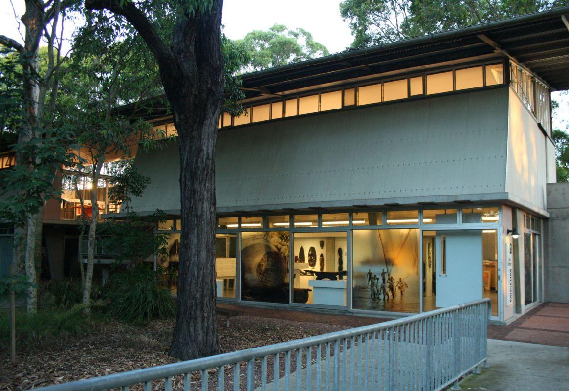 Museum & Gallery exterior
