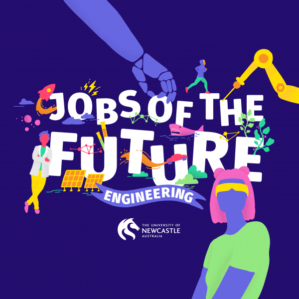 Jobs of the Future Engineering Social Tile