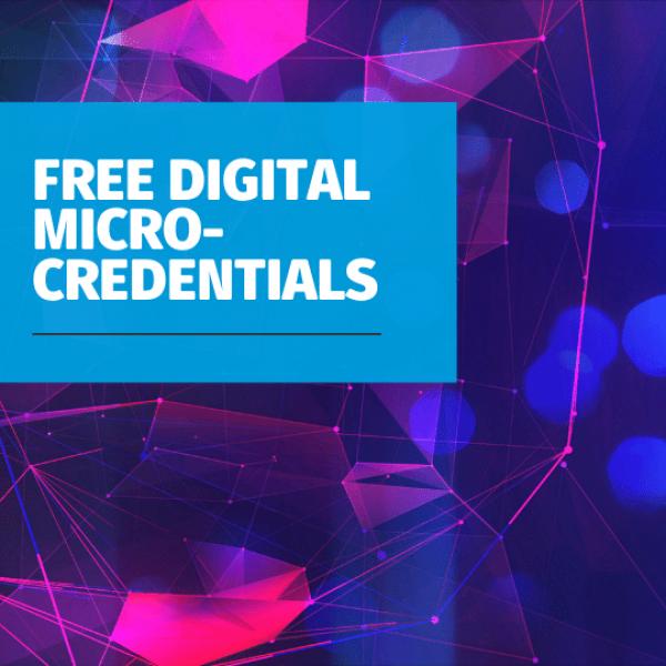 Free digital micro-credentials