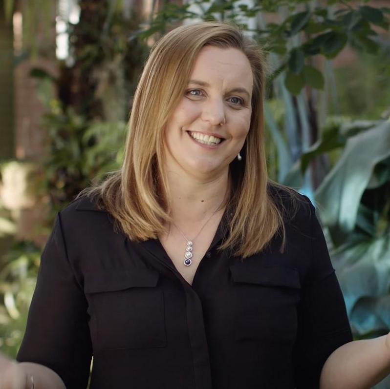 'Match-maker' Dr Kira Mileham leads species conservation