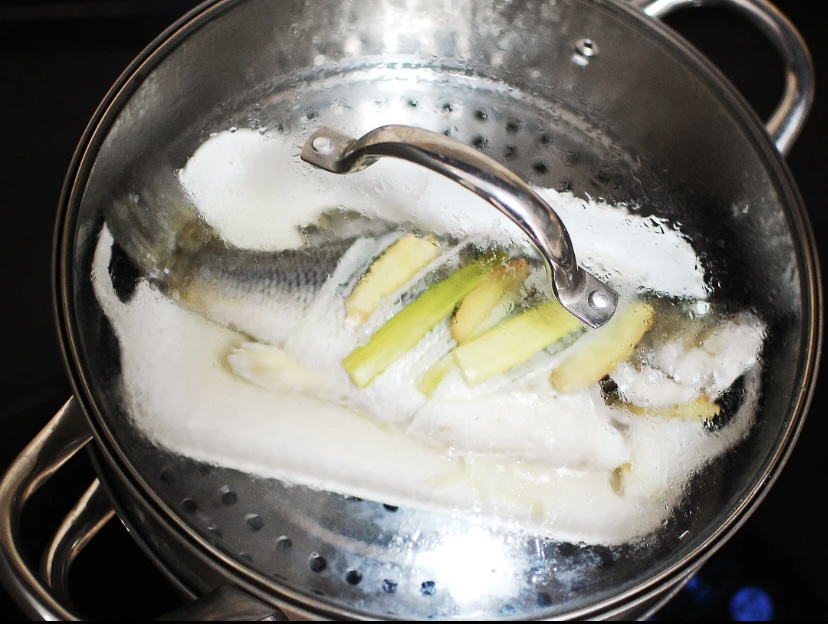 Fish Steaming