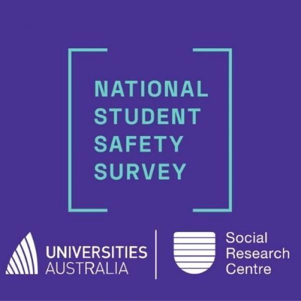 National Student Safety Survey campaign logo