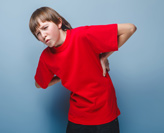 Managing back pain in children