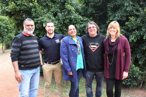 Aborigines Protection Board Researchers