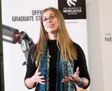 Sperm and sterilisation - UON students make it to FameLab