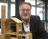 National Recognition for Passionate Architecture Educator