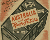 "History seminar: ""Welcome to Australia: Exploring the links between Immigration and Tourism in Australia, 1945 - 2015"""