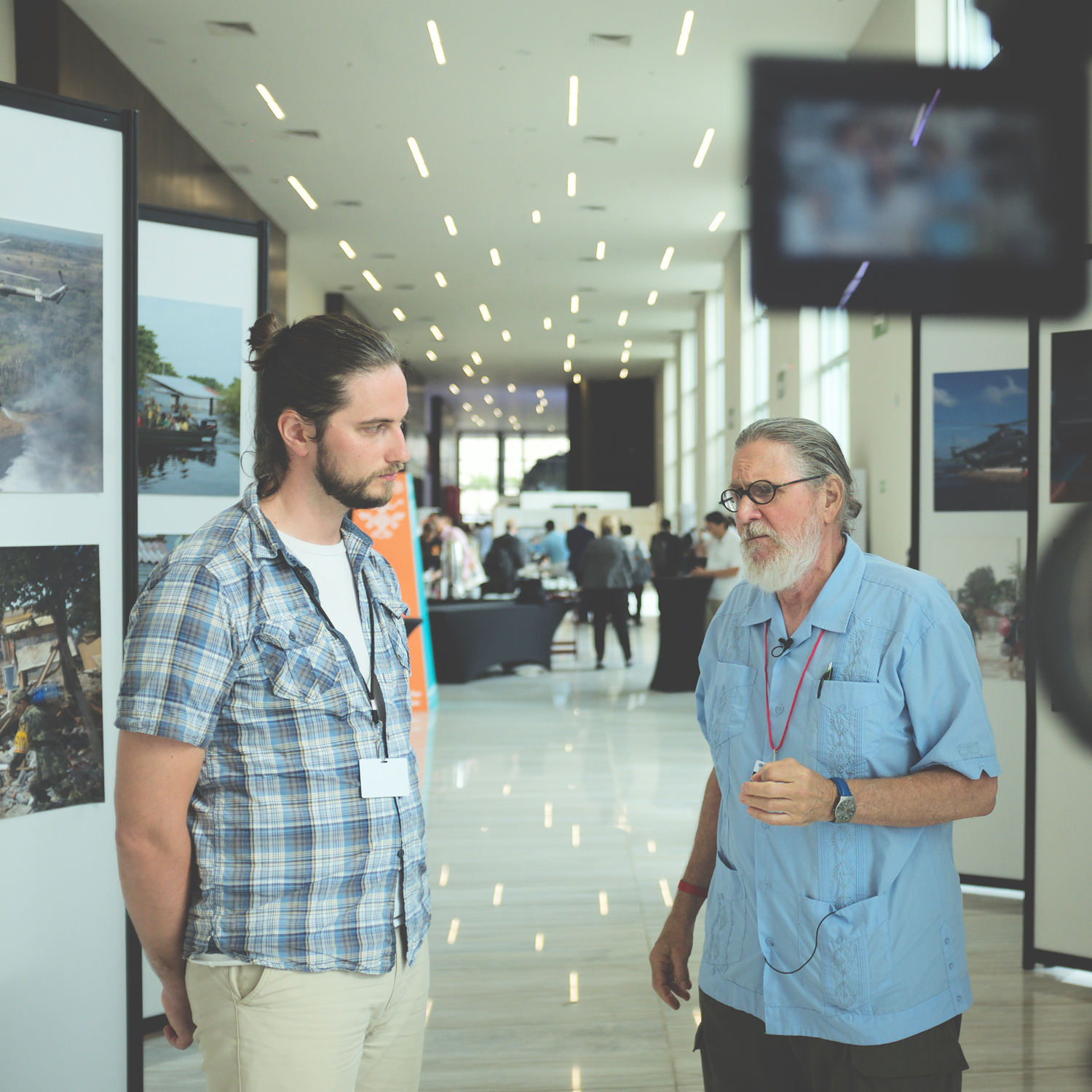 Challenging perceptions of disaster through film