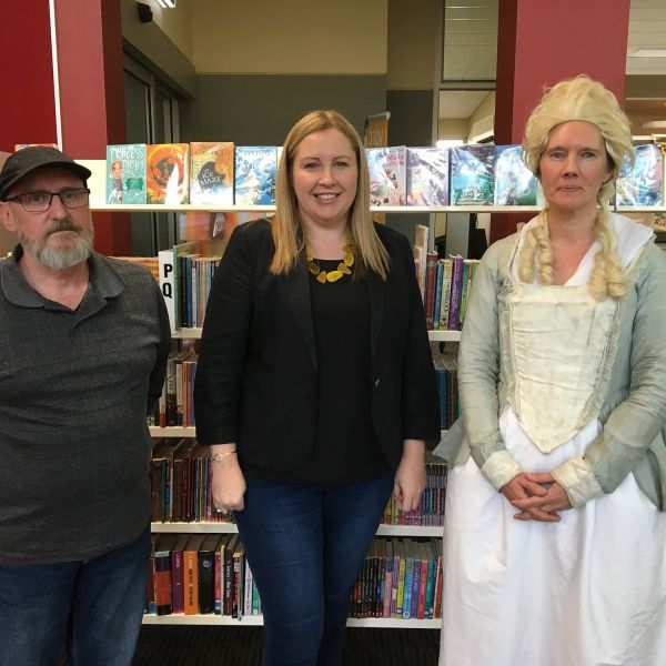 Connecting the humanities with business to build commercial opportunities in Maitland